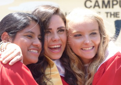 Three Amigas-Graduation Day
